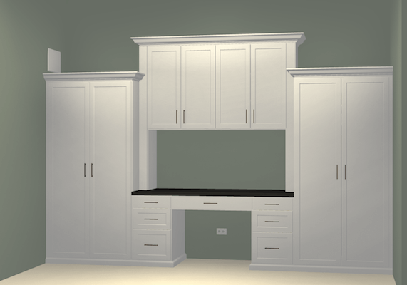 Closets and Cabinets