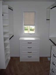 Closet Free Standing Drawer Cabinet