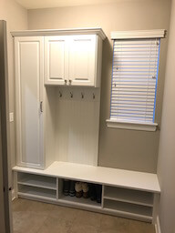 Mudroom White