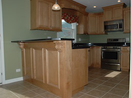 Kitchen Maple Wood Decorative Panels