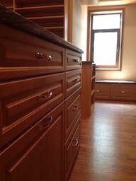 Walk In Closet Drawer Cabinet